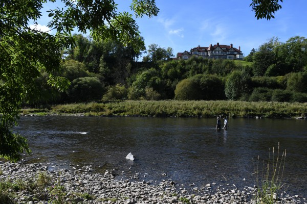 Upper Dryburgh, River Tweed